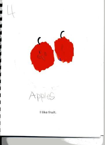 apple seeds B