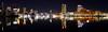 Baltimore Skyline (Aaron Webb) Tags: longexposure reflection skyline night maryland baltimore baltimoremd nightskyline baltimoreskyline calendar07