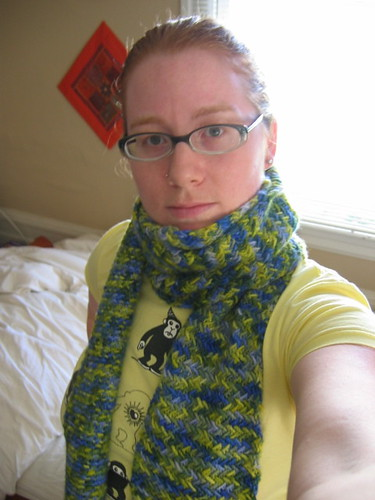 My so-called scarf on so-called me