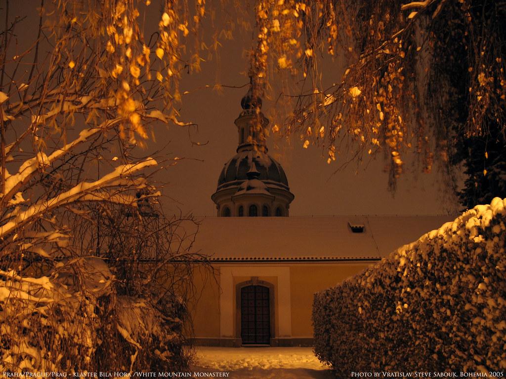 Praha/ Prague/ Prag - Church on White Mountain / Kostel Panny Marie Vítezné, Bila Hora