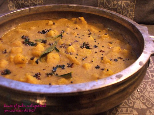 easy recipe milagoottal molagoottal heart of palm