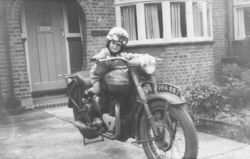 My First Motorcycle - 1