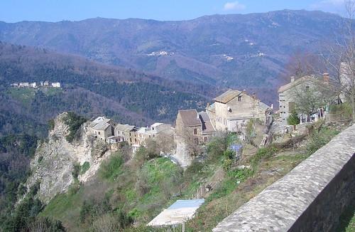 Un hameau de Monte