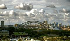 Sydney overcast