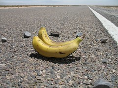 Roadside bananas