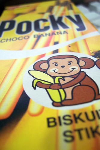 pocky's monkey