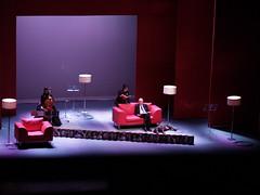 (Nney) Tags: teatro reading book theater leer libro cello gael gaelgarciabernal josesaramago feriainternacionaldellibro gaelgarcia teatrodiana vilonchelo