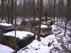 Death row (kustommghia) Tags: detail car junk rust chrome abanoned