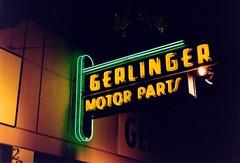 Gerlinger Motor Parts