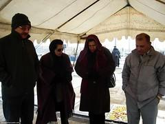 Nader, Parvaneh, Fatema and Husheng