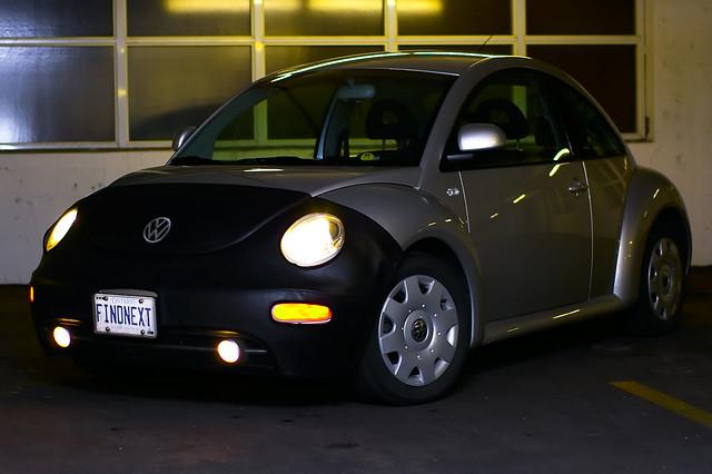 car vw volkswagen 2000 garage beetle 20 newbeetle gls silverarrow