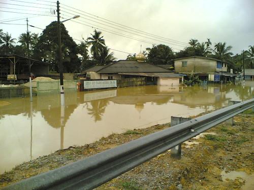 Flood in Kota Tinggi