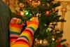 Chirstmas Postcards (Silvia Antunes) Tags: colors socks kneehighsocks christmaspostcards