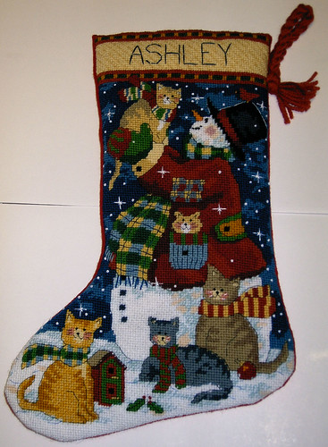 Finished Stocking