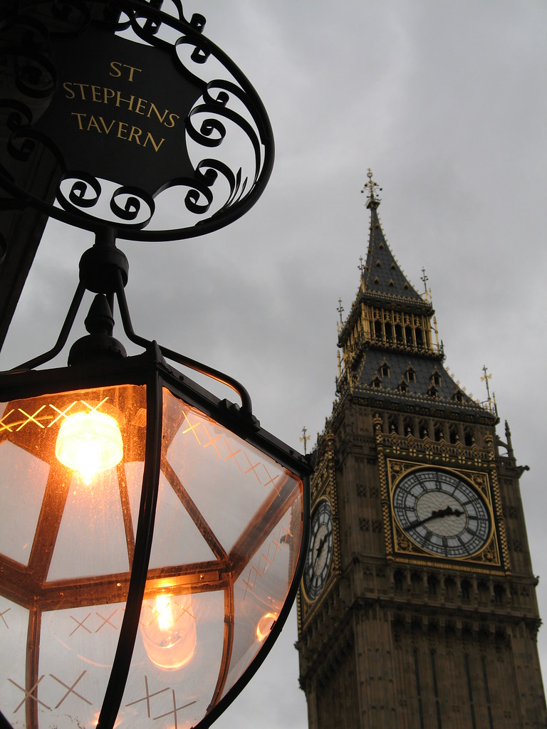 St Stephens Tavern and Big Ben