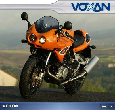 Voxan Cafe Racer