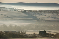 up the hill (polaris37) Tags: christmas winter scotland frost aberdeenshire inverurie polaris37