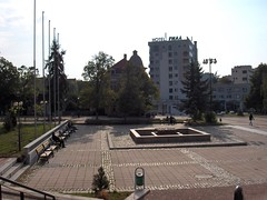 Dupnitza Central Square / Дупница - централен площад