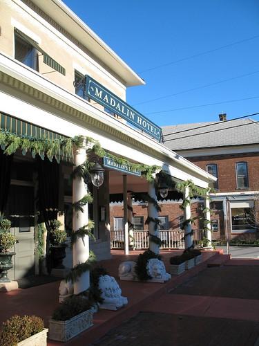 Madalin Hotel, Tivoli NY
