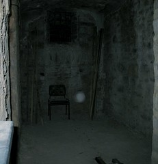 GHOSTLY ORB ? (spectrefloat) Tags: scary cornwall 2000 ghost orb haunted spooky jail horror 1750 haunting ghosts favs 1500 1000 spectre supernatural gruesome jails spooks ghouls spirts