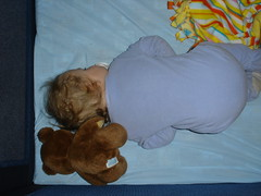 Ada sleeping christmas eve