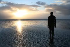 Antony Gormley's Another Place, Crosby Beach (alancookson) Tags: liverpool crosby antonygormley anotherplace