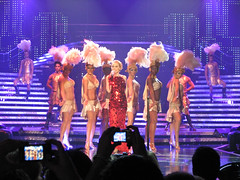 IMG_3436 (David Rowe) Tags: london showgirl wembley kylieminogue