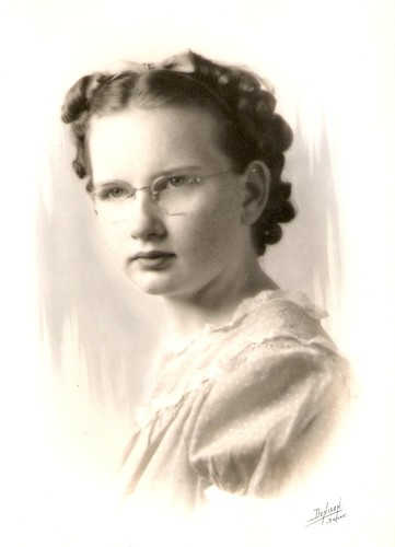 Thelma Sue Roberts, age 14
