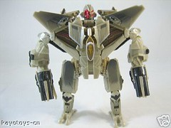 Juguete del Transformer Starscream