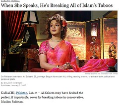 When She Speaks, He's Breaking All of Islam's ...