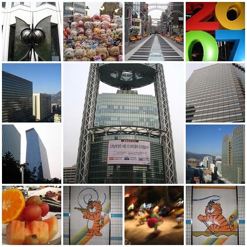 Mosiac - Seoul