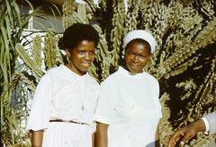 Krankenschwestern in der Maternidade