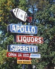 Apollo liquors superette