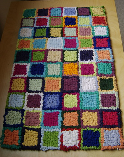 Rag rug, inspiration!  secondhandsusie.blogspot.com