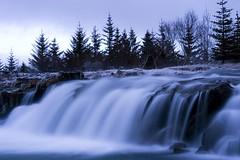 [フリー画像] [自然風景] [滝の風景] [アイスランド風景]        [フリー素材]
