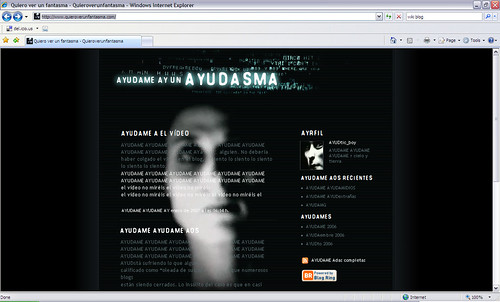 quieroverunfantasma.com