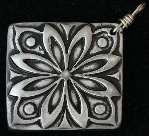 Faux Metal-- Silver