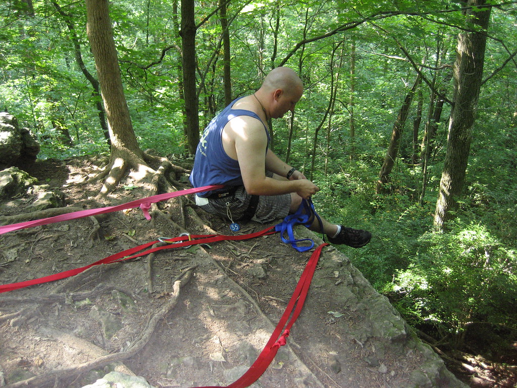 rock climbing safety