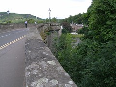 Bridge over the Tay, Dunkeld (Tom Doel) Tags: scotland dunkeld