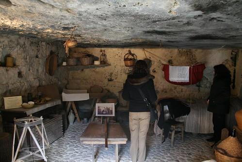 A Sicilian miller's house