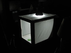 Homemade Light Tent