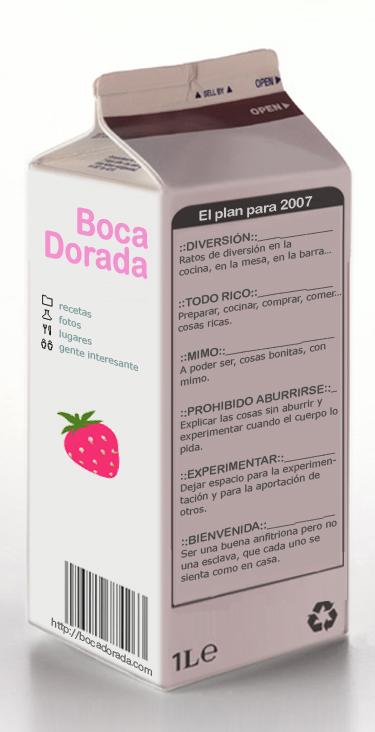 Manifesto BocaDorada