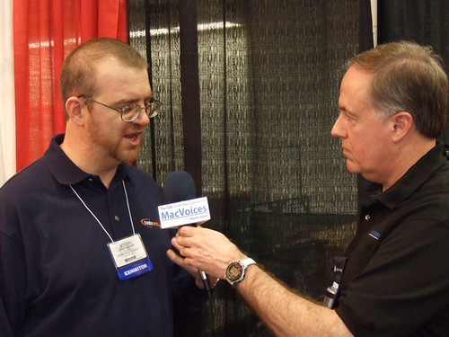 Chuck Joiner of MacVoices interviews Jeremy White of CodeWeavers about CrossOver