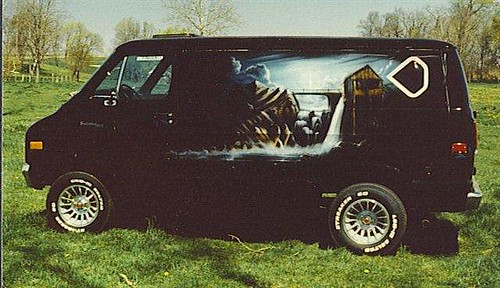 I Must Be Going Crazy But Could See Myself Building One Of These With EFI And The Full Blown Shag Carpet Interior
