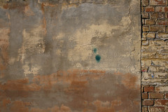 Old Brick Wall Background (sonofsteppe) Tags: street old wallpaper urban brown detail building brick texture wall concrete hungary industrial factory exterior view flat district background budapest nobody surface spot front explore area weathered material suburb aged exploration item thewall cracked gettyimages fragment ilmuro bisected timeworn sonofsteppe kbnya