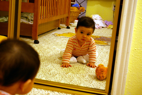 How much is that baby in the mirror?