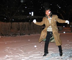 Jason Loves Snow (23 Jan 2007)