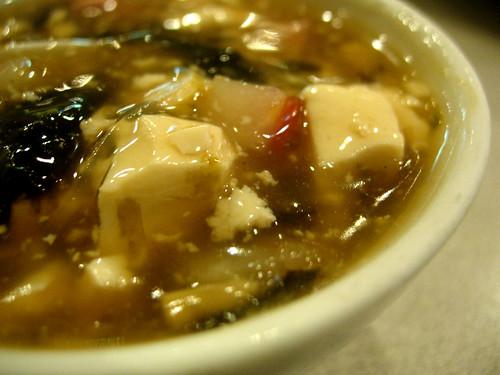 Soup @ Buddha Bodai - 5 Mott Street
