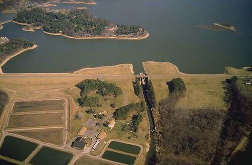 Senecaville Lake and Dam