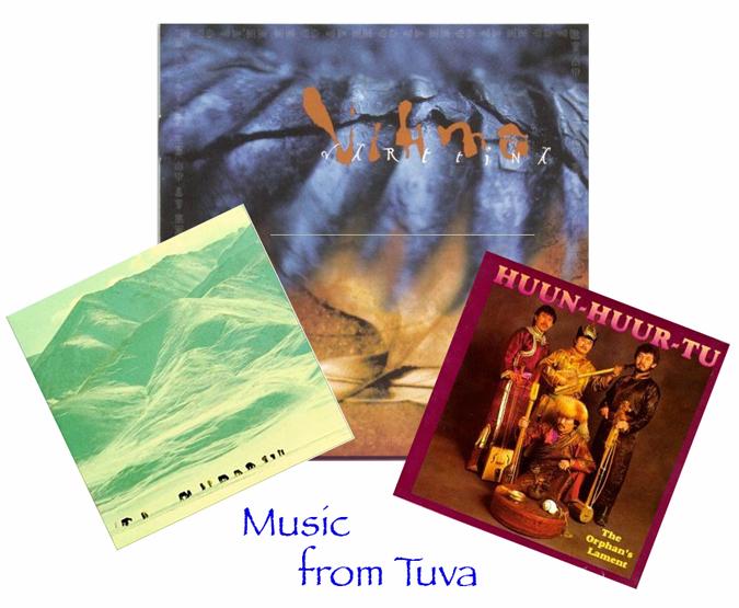 Tuva Music